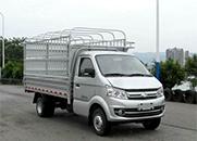 跨越王 112马力 汽油 仓栅式 单排 载货车(SC5031CCYFAD52)