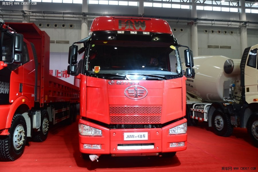 湖北程力 程力威 320马力 8×4 化工液体运输车(CLW5311GRYC4)