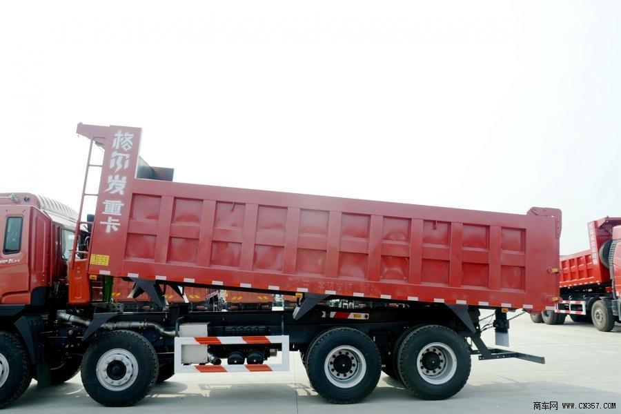 江淮汽车 格尔发k系 重卡 290马力 8×4 自卸车 hfc3311p1k4h32f