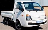 现代Hyundai H100轻型载货车