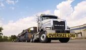 迈克卡车车型图片