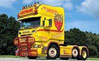 卡车文化车展,集合了世界顶级卡车聚集,钢铁侠那辆最帅!