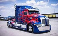 日野载货车 358Hino卡车 外观/内饰展示 多伦多 Truckworld