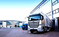 中国互联网超级卡车全球创新联盟成立暨欧曼EST超级卡车欧洲发布