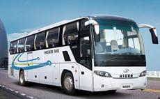 海格客车 330马力 24-57人 客车(KLQ6125KAE41)