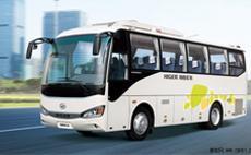 海格客车 200马力 24-37座人 客车(KLQ6852KAE41)