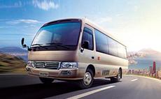 金旅 考斯特 136马力 23人 客车(XML6730J18)