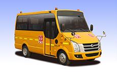 长安 103马力 10-18人 幼儿专用校车(SC6515XAG4)