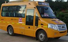 同心 100马力 10-19人 幼儿专用校车(TX6581XF)