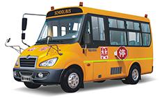 东风 超龙 100马力 10-19人 幼儿专用校车(EQ6580ST1)