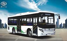 衡山 210马力 65/23-35人 城市客车(HSZ6100CNG)