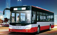 青年客车 210马力 99/24-42人 混合动力城市客车(JNP6120PHEV1)