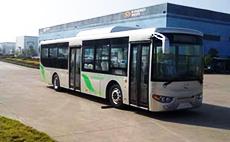 上饶 180马力 82/30-40人 城市客车(SR6110CHEV)