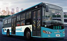 上饶 240马力 84/24-42人 城市客车(SR6116GH)