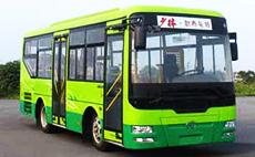少林 130马力 49/24-30人 城市客车(SLG6740C4GFR)