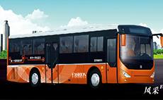 中通 260马力 99/24-45人 城市客车(LCK6125HGC)