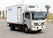 凯普特C330 140马力 4×2 冷藏车(EQ5041XLC8BD2AC)
