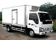 庆铃 600P 121马力 4×2 冷藏车(QL5070XLCHHXR)