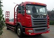 格尔发 180马力 4×2 平板运输车(HFC5161TPBP3K1A47F)