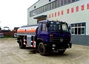 湖北合力 神狐 210马力 4×2 化工液体运输车(HLQ5153GHYE)