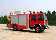 上海格拉曼 上格 240马力 4×2 抢险救援消防车(SGX5120TXFJY80)