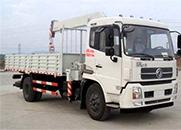 天锦 180马力 4×2 随车起重运输车(DFL5160JSQBX5A)