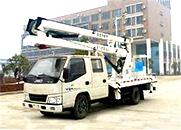 楚胜 120马力 4×2 高空作业车(CSC5061JGK16)