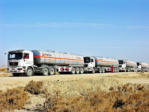 就新疆油田,青海油田,塔里木油田