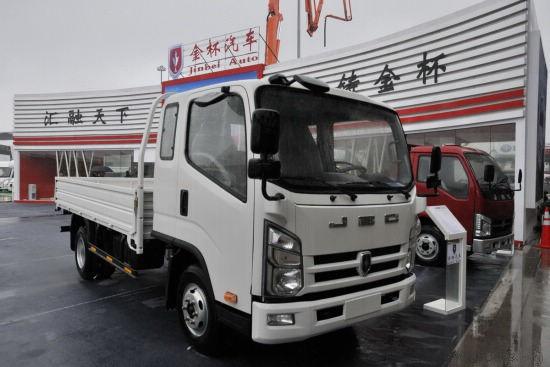 金杯卡车预投资15亿建设新厂区实现整体搬迁高清图片
