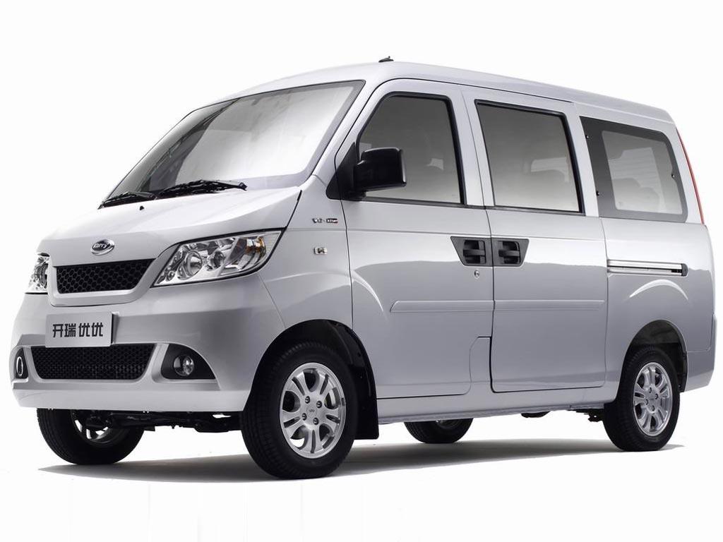 开瑞汽车旗下主销车型优雅2代高清图片