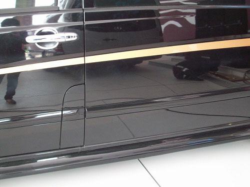 中欧奔驰房车维达莱斯闪耀上海车展 高清图片