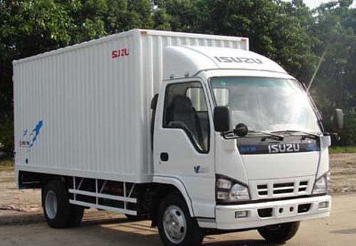 作为另一家与日本五十铃合资的国内商用车企业,庆铃凭五十铃技术