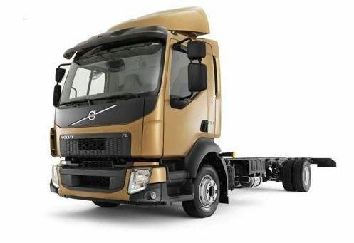 沃尔沃推出全新fe与fl中型卡车 高清图片
