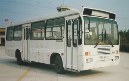 黄海城市客车 dd6980s02