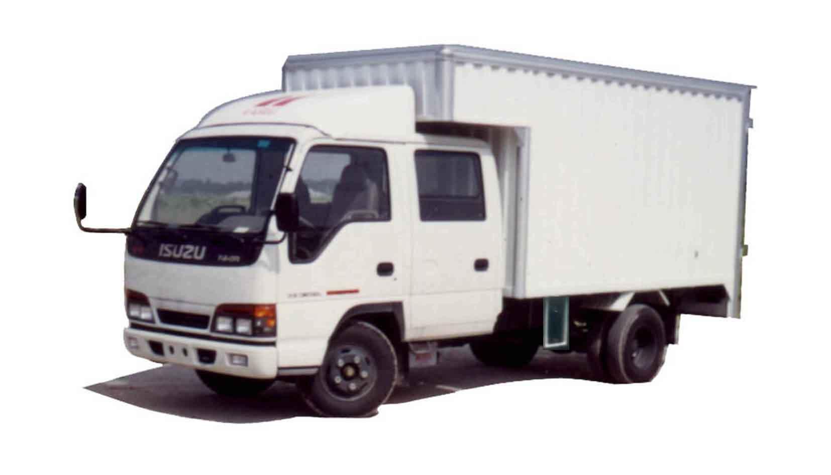 货车_货车摄影图__交通工具_现代科技_摄影图库_昵