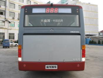 金龙城市客车 xmq6125g