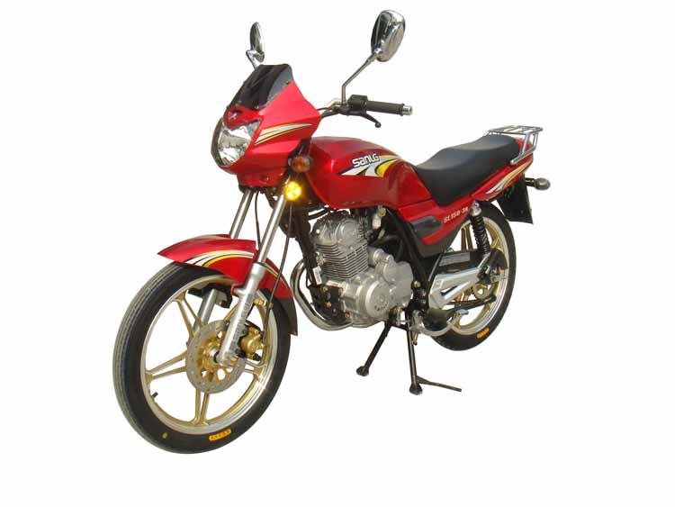 三铃两轮摩托车 sl150-3h