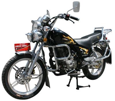 力帆两轮摩托车 lf150-u