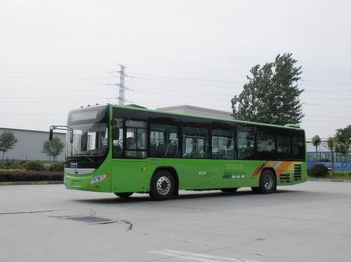 宇通混合动力电动城市客车 zk6126mga9