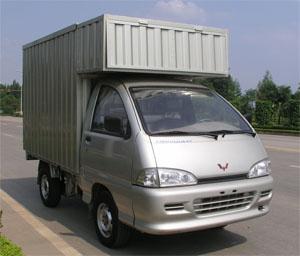 五菱厢式运输车 lqg5020xxyb3图片
