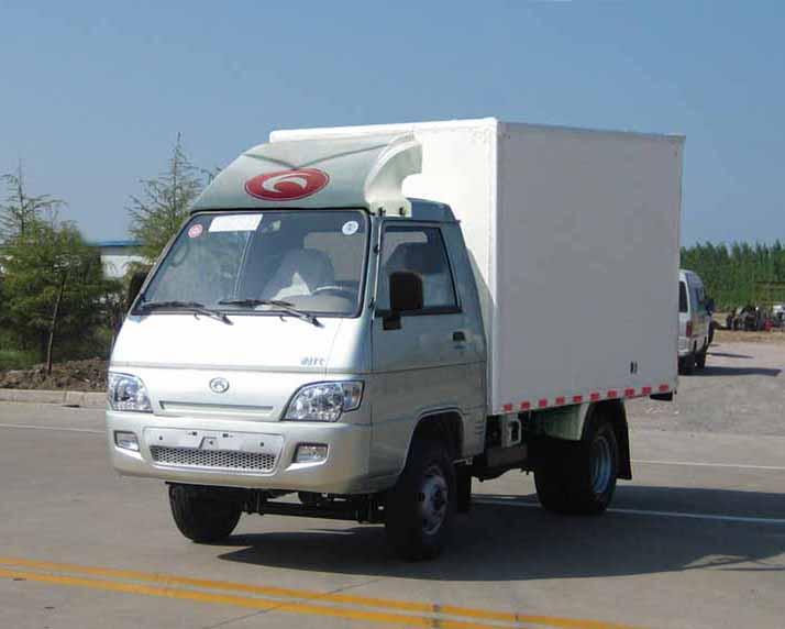 北京厢式低速货车 bj2310x7