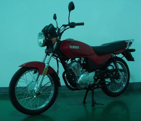 建设雅马哈两轮摩托车 jym125-3b