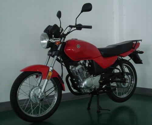 建设雅马哈两轮摩托车 jym125-3c