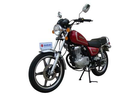 铃木(suzuki)两轮摩托车 gn125-2f