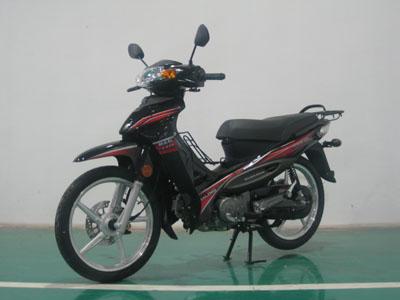 嘉陵110发动机电路图