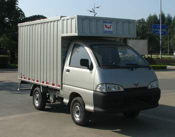 五菱厢式运输车 lqg5020xxybf图片