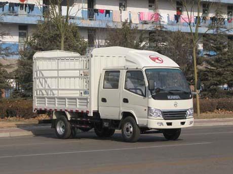 凯马仓栅式运输车 kmc5042csse3图片