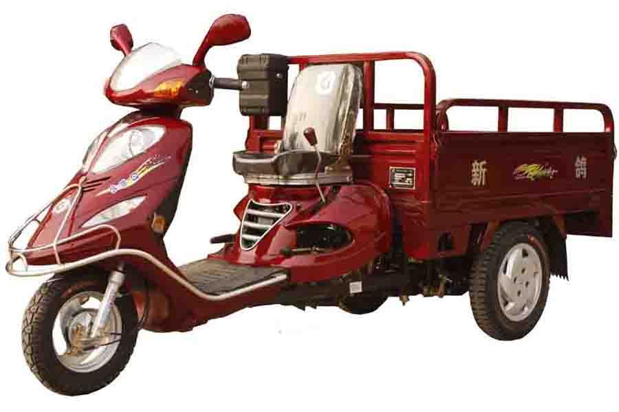 新鸽正三轮摩托车 xg110zh-6