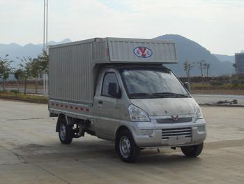 五菱延龙牌双排座厢式货车08年12人户卖二手还值多少钱