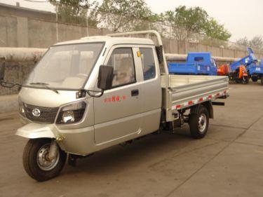 时风牌7ypjz 16100pf型三轮汽车高清图片